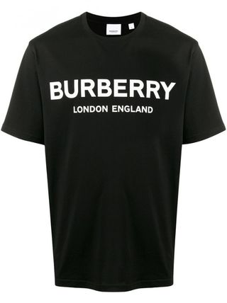Burberry More T-Shirts Street Style Cotton Luxury T-Shirts 11