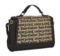 JUICY COUTURE Casual Style Office Style Elegant Style Crossbody Logo