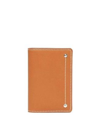 Leather Logo Card Holders