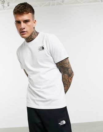 THE NORTH FACE More T-Shirts Unisex Street Style Short Sleeves Logo T-Shirts 3