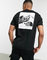 THE NORTH FACE More T-Shirts Unisex Street Style Short Sleeves Logo Outdoor T-Shirts 6