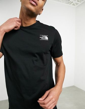THE NORTH FACE More T-Shirts Unisex Street Style Short Sleeves Logo T-Shirts 9