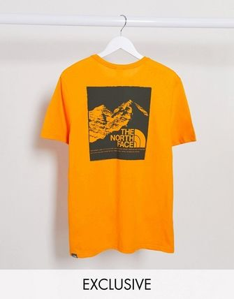 THE NORTH FACE More T-Shirts Unisex Street Style Short Sleeves Logo T-Shirts 11