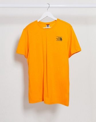 THE NORTH FACE More T-Shirts Unisex Street Style Short Sleeves Logo T-Shirts 12