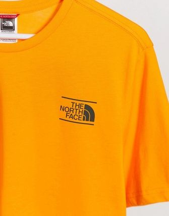 THE NORTH FACE More T-Shirts Unisex Street Style Short Sleeves Logo T-Shirts 15