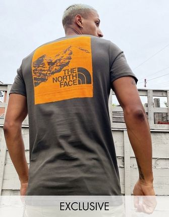 THE NORTH FACE More T-Shirts Unisex Street Style Short Sleeves Logo T-Shirts 20
