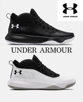 UNDER ARMOUR Unisex Street Style Plain Logo Sneakers
