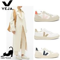 VEJA V10 Casual Style Low-Top Sneakers