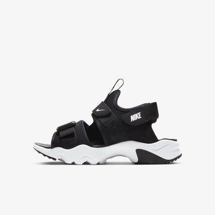 Nike Casual Style Blended Fabrics Street Style Sport Sandals