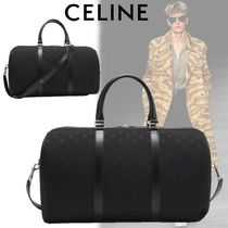 CELINE Triomphe Unisex Luggage & Travel Bags