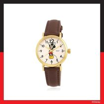 OST Casual Style Round Jewelry Watches Office Style