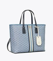 Tory Burch GEMINI LINK Casual Style Office Style Totes