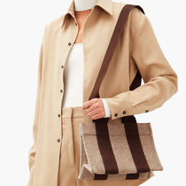 RUE DE VERNEUIL Casual Style 2WAY Plain Totes