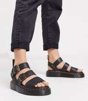 Dr Martens Open Toe Casual Style Leather Sandals Sandal