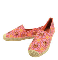 Tory Burch Other Plaid Patterns Casual Style Logo Flats