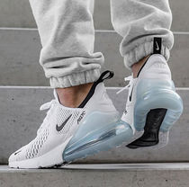 Nike AIR MAX 270 Casual Style Unisex Low-Top Sneakers