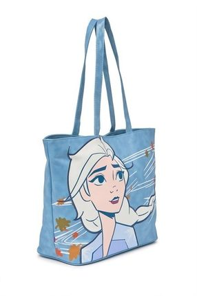 Casual Style Collaboration A4 Logo Totes