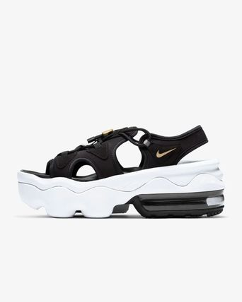 Nike AIR MAX KOKO Casual Style Unisex Street Style Logo Sandals