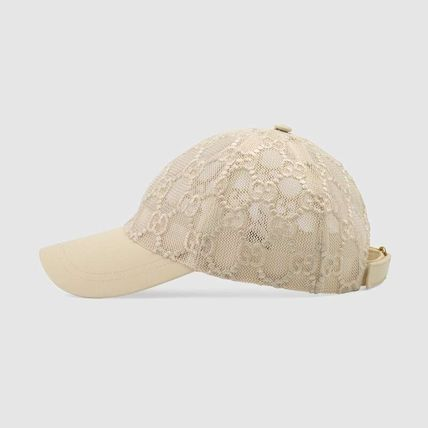 GUCCI Gg Embroidered Baseball Hat
