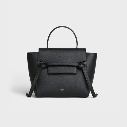 CELINE Belt Shoulder Bags