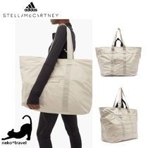 adidas by Stella McCartney Unisex Collaboration Oversized Activewear Bags