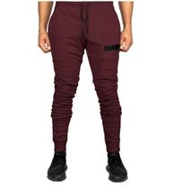 Street Style Military Activewear Bottoms