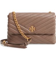 Tory Burch KIRA Casual Style Plain Leather Party Style Elegant Style