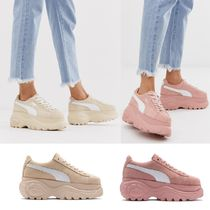 PUMA Street Style Collaboration Low-Top Sneakers