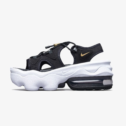 Nike AIR MAX KOKO Platform Casual Style Street Style Sandals