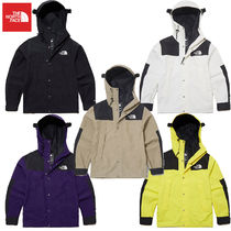 THE NORTH FACE Short Unisex Street Style Gore-Tex Outerwear