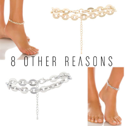 Party Style Elegant Style Anklets
