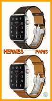 HERMES Unisex Apple Watch Belt Watches Watches