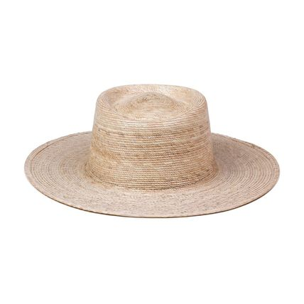 lack of color Unisex Straw Hats