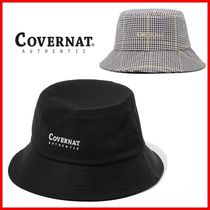 COVERNAT Unisex Street Style Wide-brimmed Hats