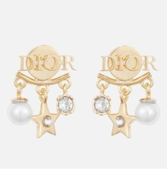 Christian Dior DIOREVOLUTION Costume Jewelry Casual Style Unisex Street Style Party Style