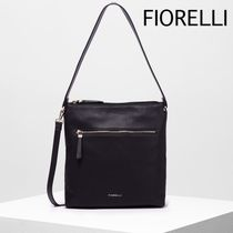 FIORELLI Casual Style Faux Fur 2WAY Plain Party Style Office Style