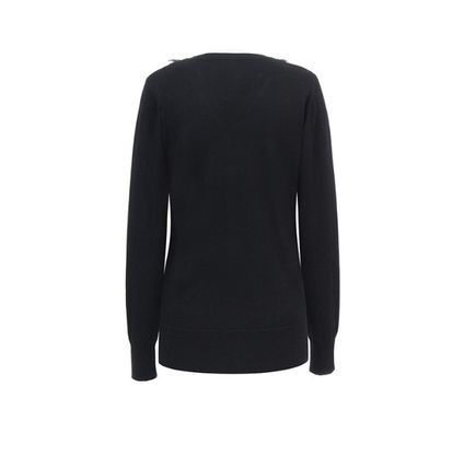 Short Casual Style Long Sleeves Medium Party Style Fringes