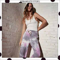 Urban Outfitters Casual Style Unisex Sweat Blended Fabrics Street Style