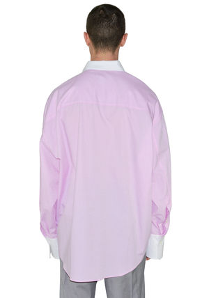 Long Sleeves Cotton Shirts
