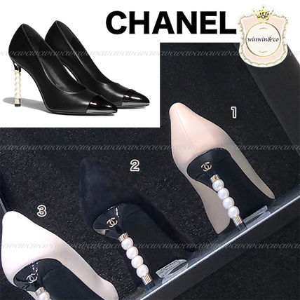 CHANEL Pumps & Mules