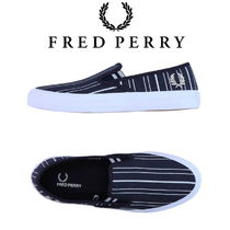 FRED PERRY Slip-On Shoes