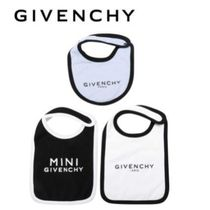 GIVENCHY Unisex Organic Cotton Baby Boy Bibs & Burp Cloths