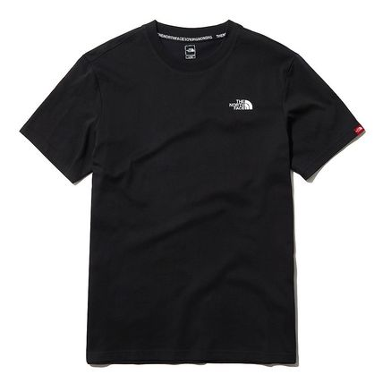 THE NORTH FACE More T-Shirts Unisex Street Style Short Sleeves T-Shirts 2