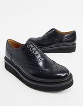 Grenson Round Toe Casual Style Leather Loafer & Moccasin Shoes
