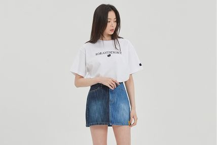 ROMANTIC CROWN More T-Shirts Pullovers Unisex Street Style U-Neck Cotton Short Sleeves 18