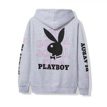 ANTI SOCIAL SOCIAL CLUB Hoodies Camouflage Street Style Collaboration Logo Hoodies 5