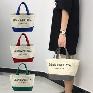 Canvas Plain Totes