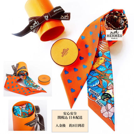 HERMES Evelyne Collaboration Lightweight Scarves & Shawls