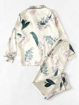 Flower Patterns Co-ord Lounge & Sleepwear