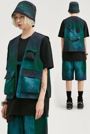 Unisex Street Style Two-Piece Sets